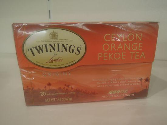 Twinning オレンジペコ