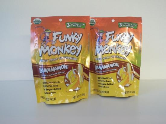 Funkey Monkey Snacks - バナナモン
