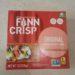 Finn Crispのライ麦のクラッカー